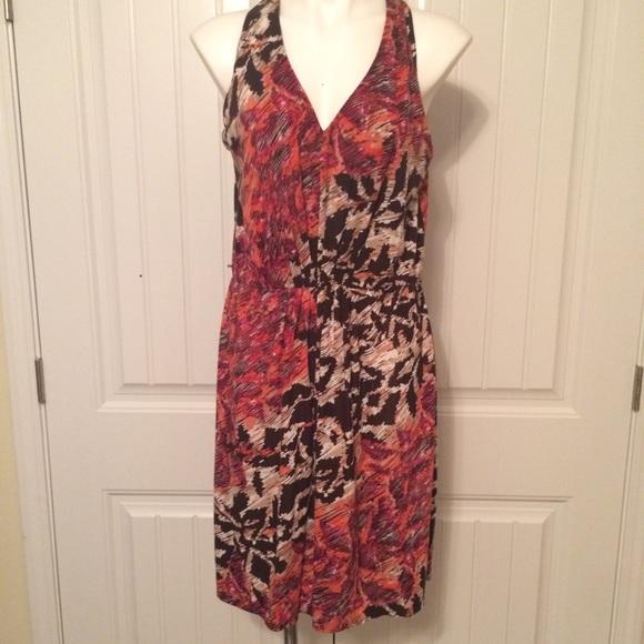 Dress Barn Dresses | Animal Print Sundress | Poshmark